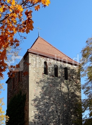 Weesow, Kirchturm