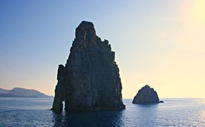 Bizarre Felseninseln