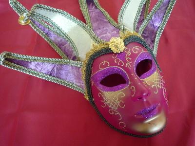 Närrische Maske