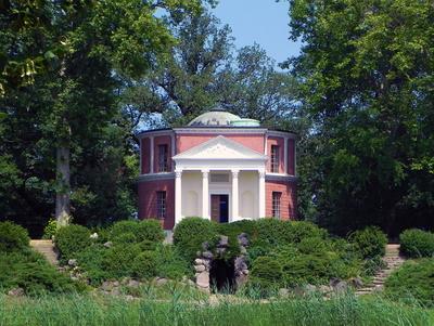 Pantheon im Wörlitzer Park