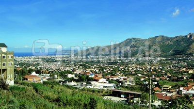 Palermo,  Conca d'oro