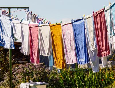 Waschtag wie früher