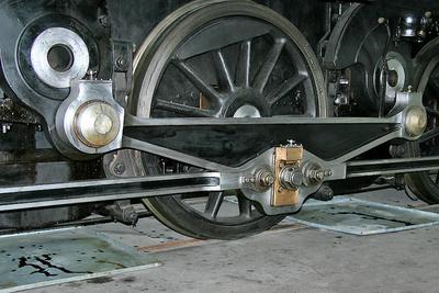 Antrieb - Detail