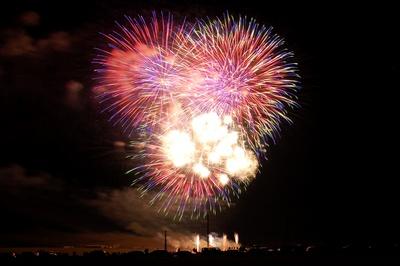 Feuerwerk 45