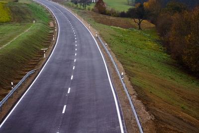 Straßenbau vor Einweihung_4