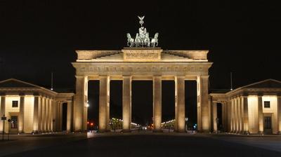Brandenburger Nachts