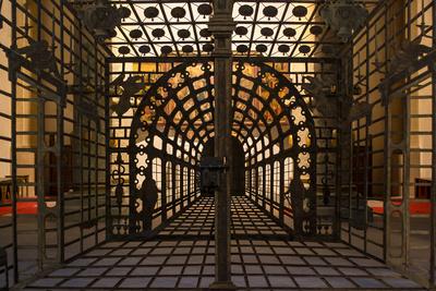 Das legendäre Tor im Dom Paderborn