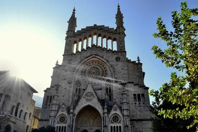 Kirche von Soller