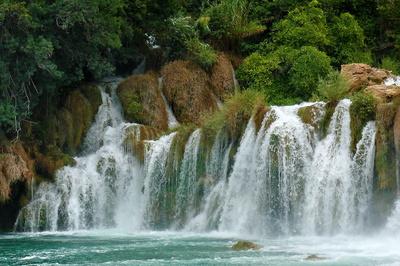 Wasser im Überfluss