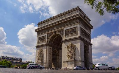 Paris - Triumphbogen