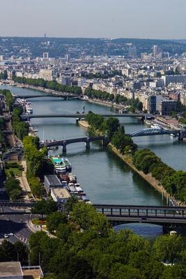 Seine - Brücken - Ufer - Paris