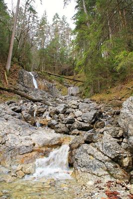 Der Kotbach - die Eibseespeisung 03