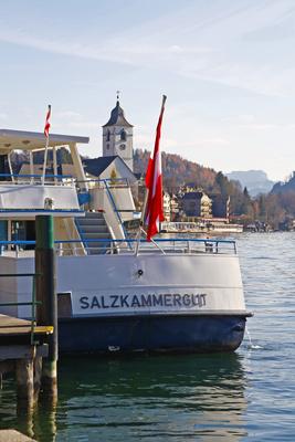 Schifffahrt am Wolfgangsee