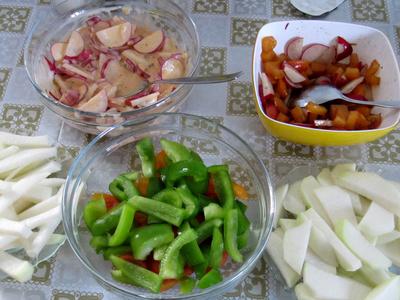 Gemüse für jeden Geschmack