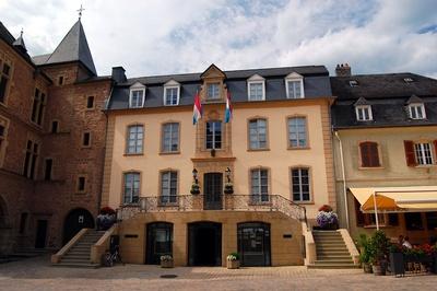 Echternach, Luxembourg, Hotel de Ville