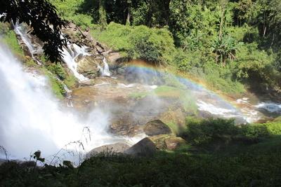 Wasserfall Waohirathan