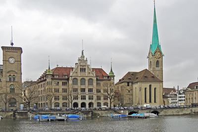 Stadthaus a. d. Limmat