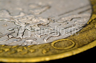1 Euro - Stück