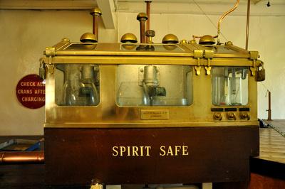 spirit safe