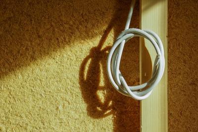 Baustelle - Innenausbau Elektrik und Wärmedämmung
