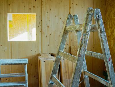 Baustelle - Innenausbau