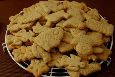 Aus der Weihnachtsbäckerei 3