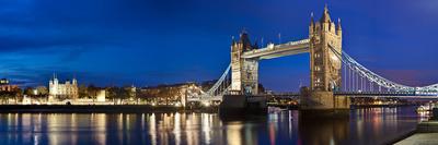 London Panorama Tower bridge