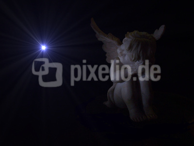 Engel mit Licht Kodak easyshare cx 7525
