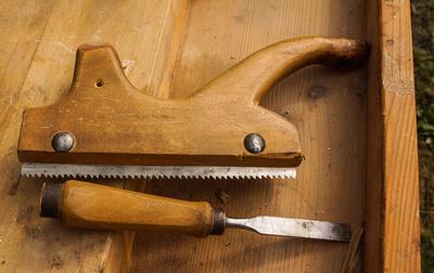 altes Schreiner-Werkzeug 2