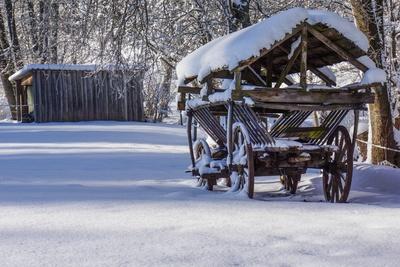 Landwirtschaft hat Winterpause