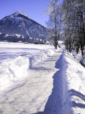 Schnee und Eis ,,
