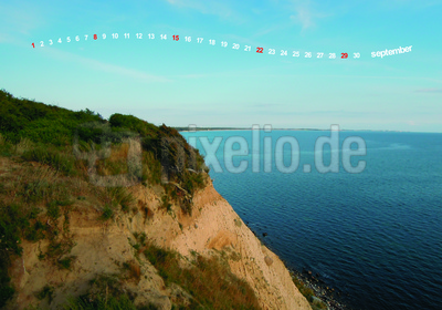 Kalender 2013 - Langeland Dänemark - September