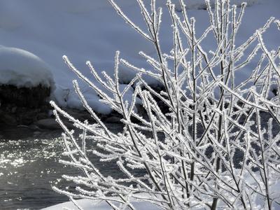 Schnee und Eis II