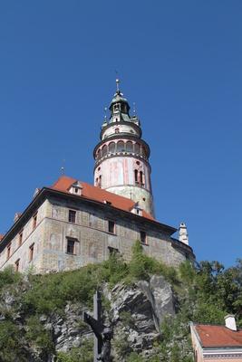 Burg, Böhmisch Krumau_2