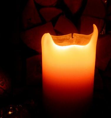 Ein warmes Licht für alle