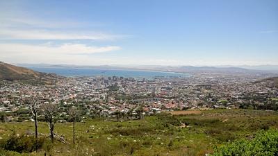 Südafrika - Kapstadt - Tafelberg