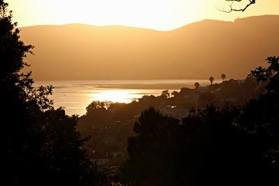 Südafrika - Bucht von Knysna