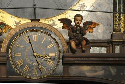 Astronomische Uhr, Straßbourger Münster