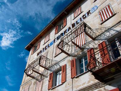 Hotel Furkablick - Verblasste Schönheit