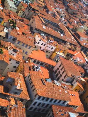 Dächer von Florenz