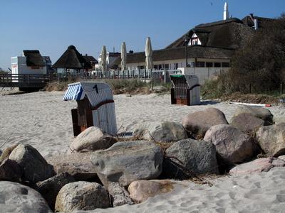 Am Strand von Haffkrug