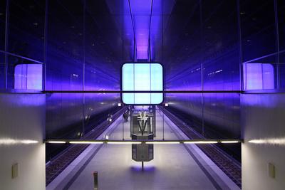 U Bahn HafenCity 1
