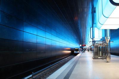 U Bahn HafenCity 4