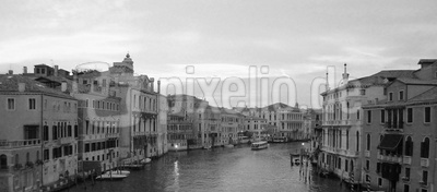 Kanal Grande Venedig