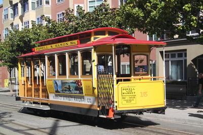 San Francisco, Cable Car 2
