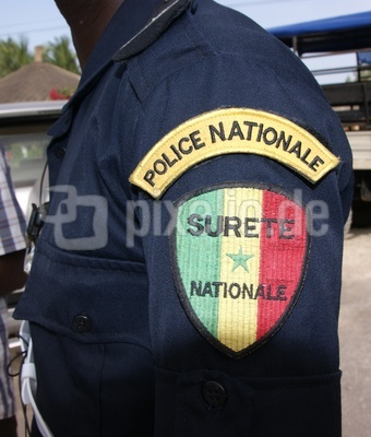 Police Nationale, Senegal
