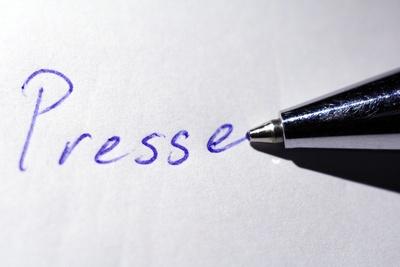 Presse Kugelschreiber