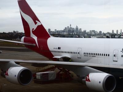 Sydney Flughafen