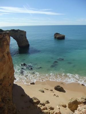 Spätsommer an der Algarve