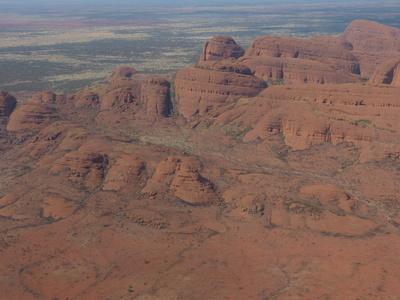 Beim Uluru/Austr. 2
